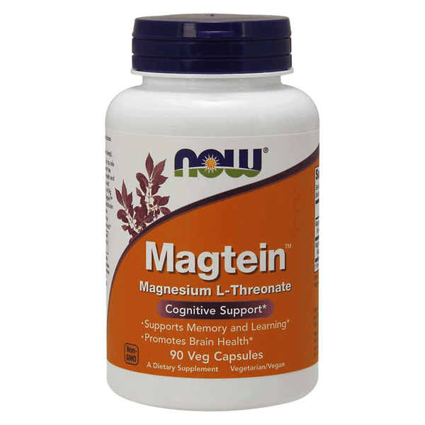 NOW Foods Nootropic NOW Foods Magtein [90 Caps]