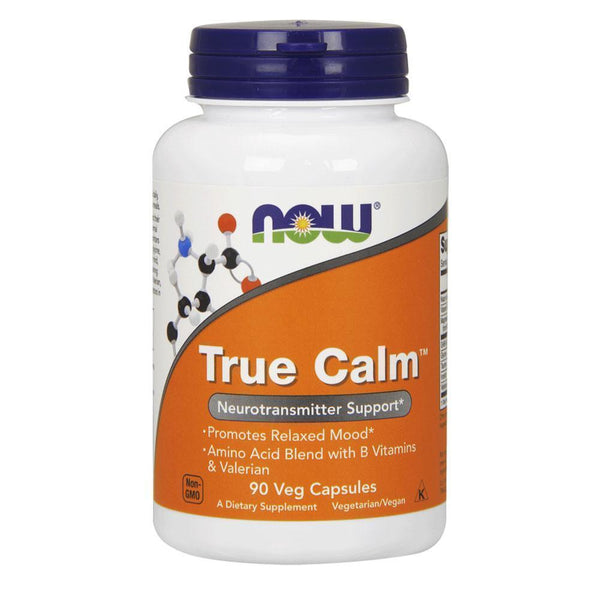 NOW Foods Nootropic NOW Foods True Calm [90 Caps]