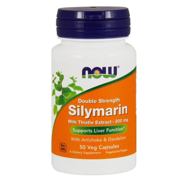 NOW Foods Organ Support Silymarin 300mg [50 Caps]