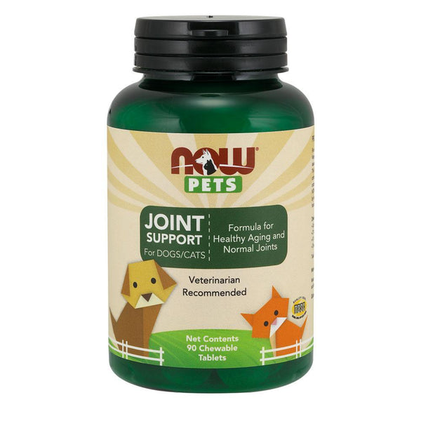 NOW Foods Pet Health Pets Joint Support [90 Chews]
