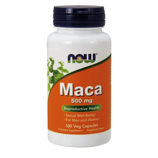 NOW Foods Sexual Health Maca 500mg [100 Caps]