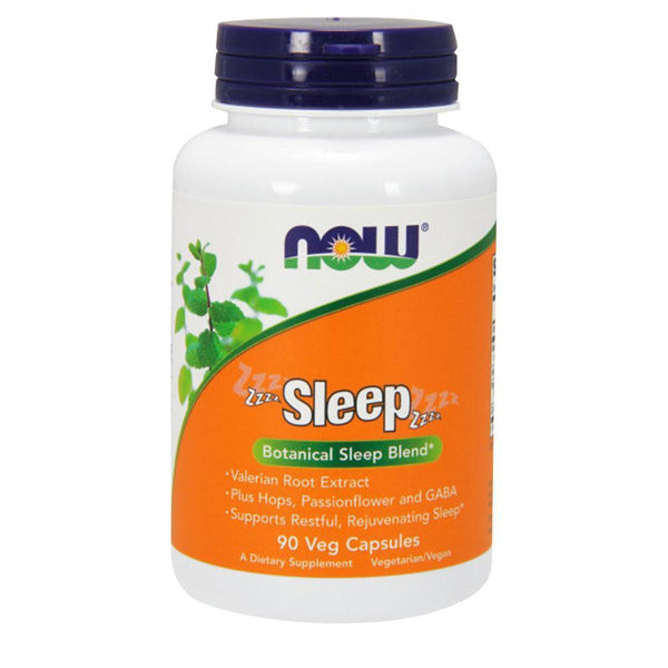 NOW Foods Sleep Aid Sleep [90 Caps]