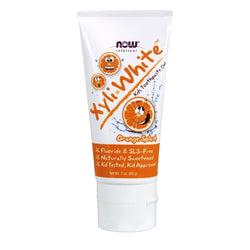 NOW Foods Toothpaste Bubblegum NOW Foods Solutions XyliWhite Kids Toothpaste [85g]