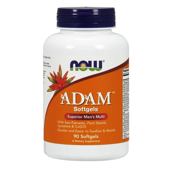 NOW Foods Vitamins & Minerals Adam [90 Gels]