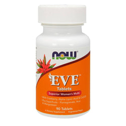 NOW Foods Vitamins & Minerals Eve Woman's Multi Vit [90 Tabs]