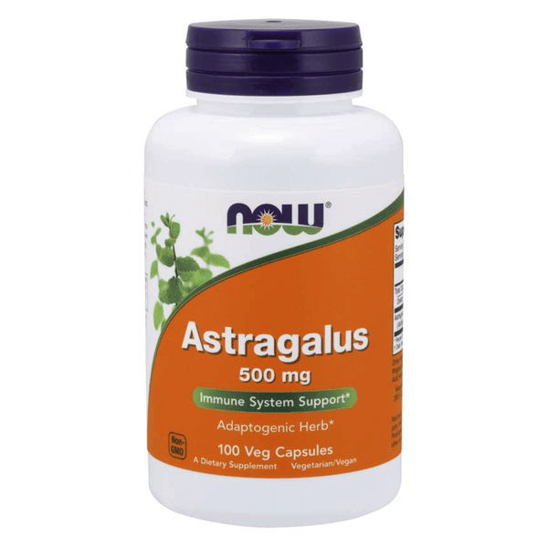 NOW Foods Vitamins & Minerals NOW Foods Astragalus 500mg [100 Caps]
