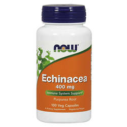 NOW Foods Vitamins & Minerals NOW Foods Echinacea 400mg [100 Caps]