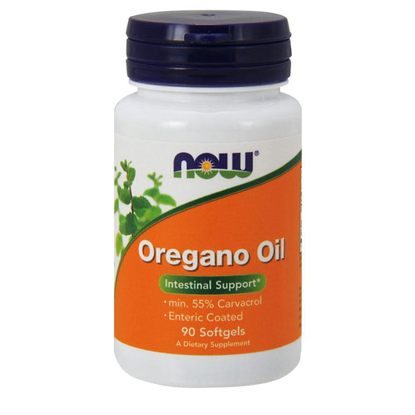 NOW Foods Vitamins & Minerals Oregano Oil [90 Gels]