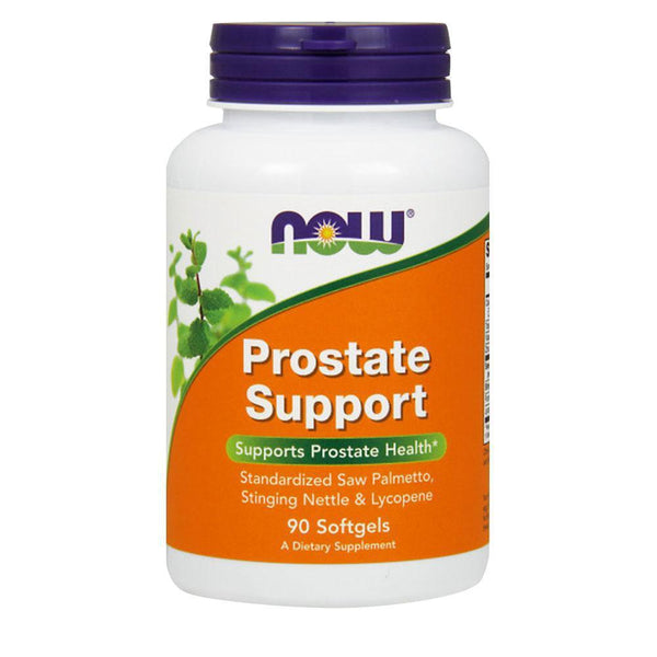 NOW Foods Vitamins & Minerals Prostate Support [90 Gels]