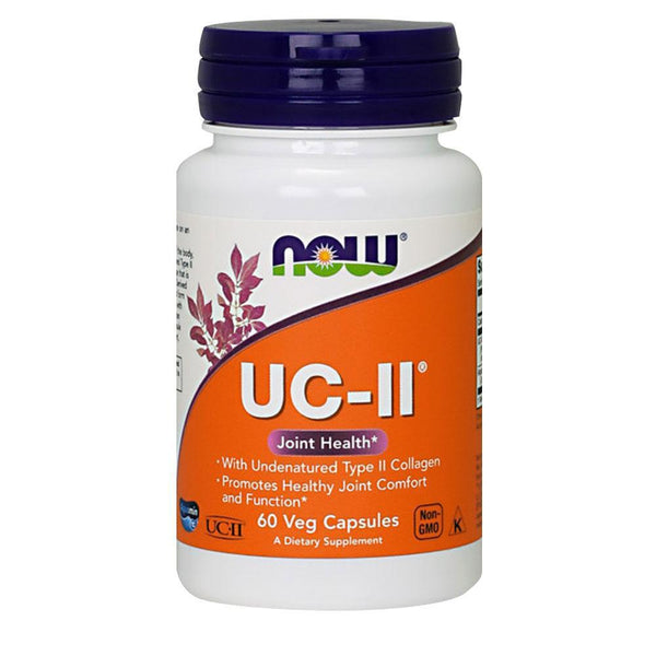 NOW Foods Vitamins & Minerals UC-II Type II Collagen 40mg [60 Caps]