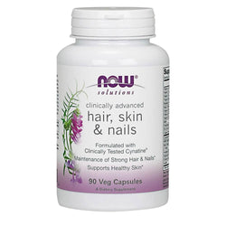 NOW Solutions Hair, Skin & Nails Hair Skin & Nails [90 Caps]
