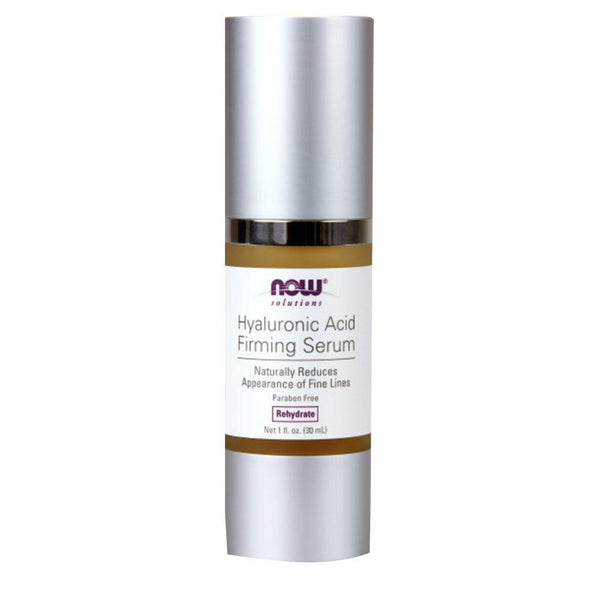 NOW Solutions Vitamins & Minerals Hyaluronic Acid Firming Serum [30ml]