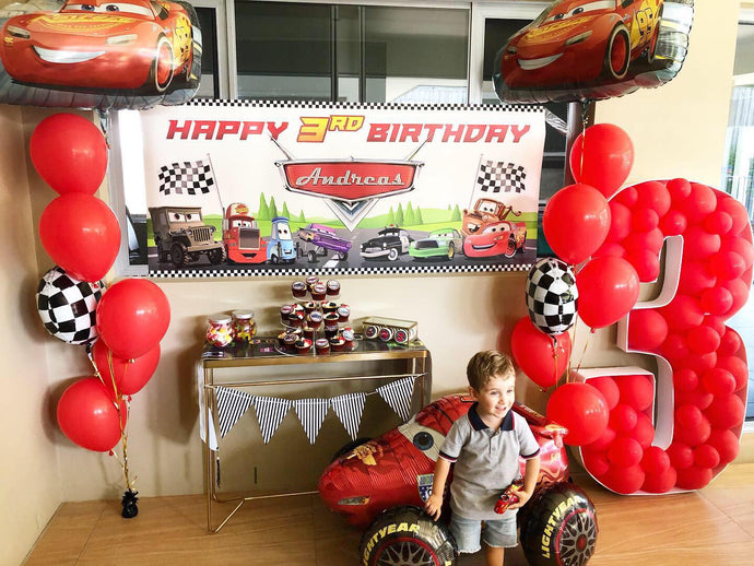 Lightning McQueen 3rd Birthday