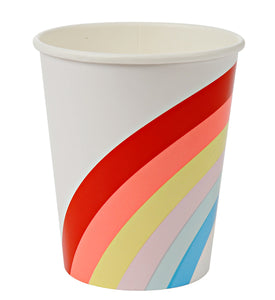 Rainbow Cups Set