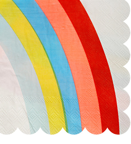 Rainbow Napkin Set