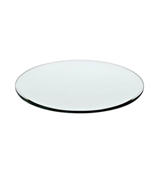 Table Mirror Centrepiece Plate