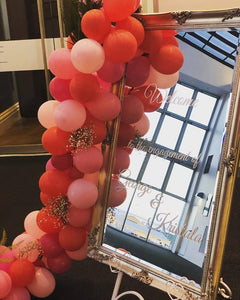 Mini Balloon Garland