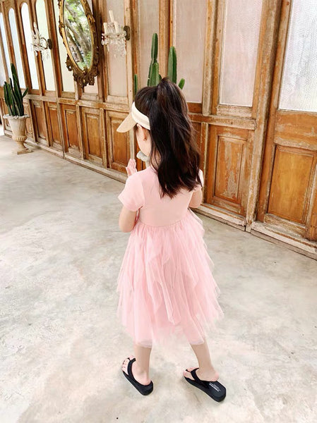 Simple Tulle Dress