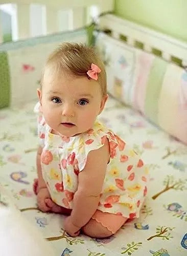 Baby Toddler Girls Kids Children Hair Clip Hair Bow