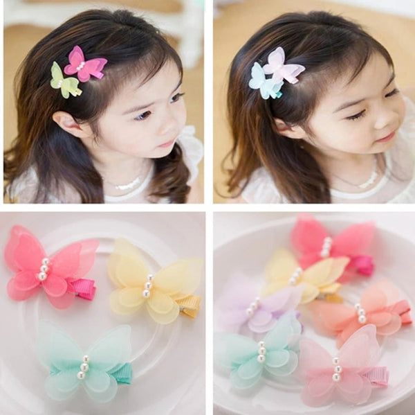Mini Butterfly Hairclip