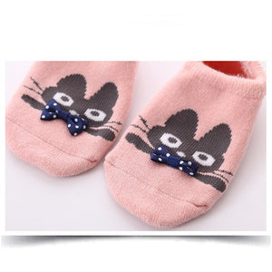 Kitten Ankle Anti-Slip Sock