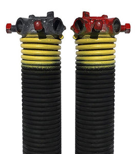 Garage Door Torsion Spring .207 x 1-3/4 x 25' Pair