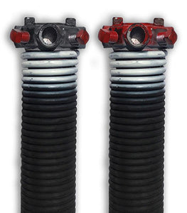 Garage Door Torsion Spring .218 x 1-3/4 x 28' Pair