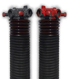 Garage Door Torsion Springs 234 x 2 x 24-38'