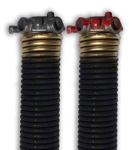 Garage Door Torsion Spring .250 x 175 x 39' Pair