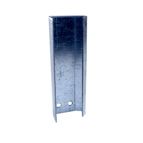 Vertical Track, Galv, 2'in, 7-ft-4-in x .075