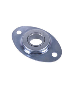 Garage Door Flanged Retainer with Bearing