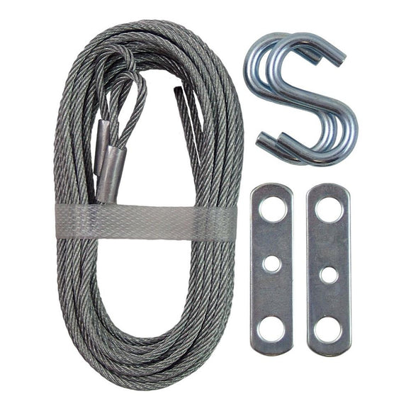 Galvanized Steel Garage Door Extension Cable