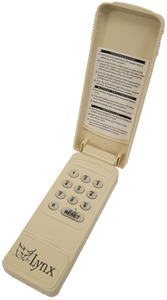 Lynx Digital Wireless Keypad LPL 455