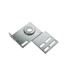 Garage Door Parts End Bearing Flange Plate (Pair)