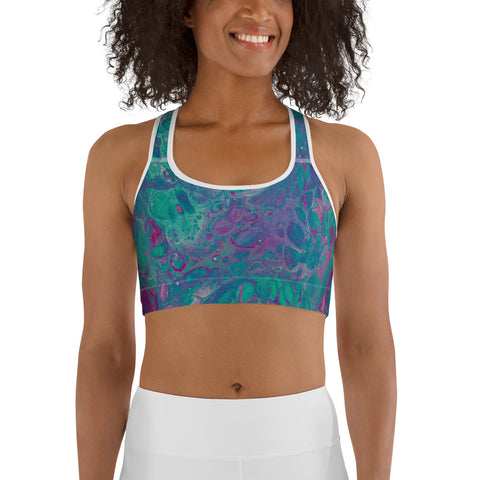 - Sweet Tooth - Sports Bra