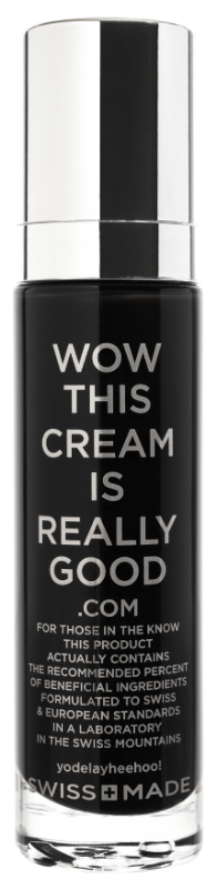 WOWCREAM BOTTLE SOLD AT ISETAN SHINJUKU MEN'S