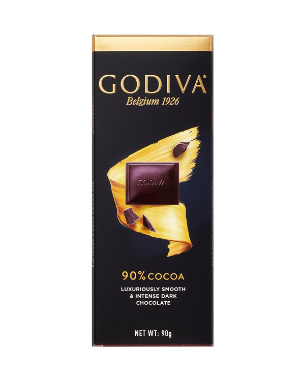 90% Cocoa Tablet, 90g