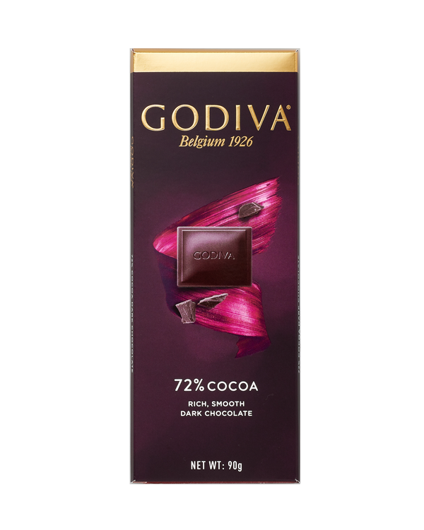 72% Cocoa Tablet, 90g