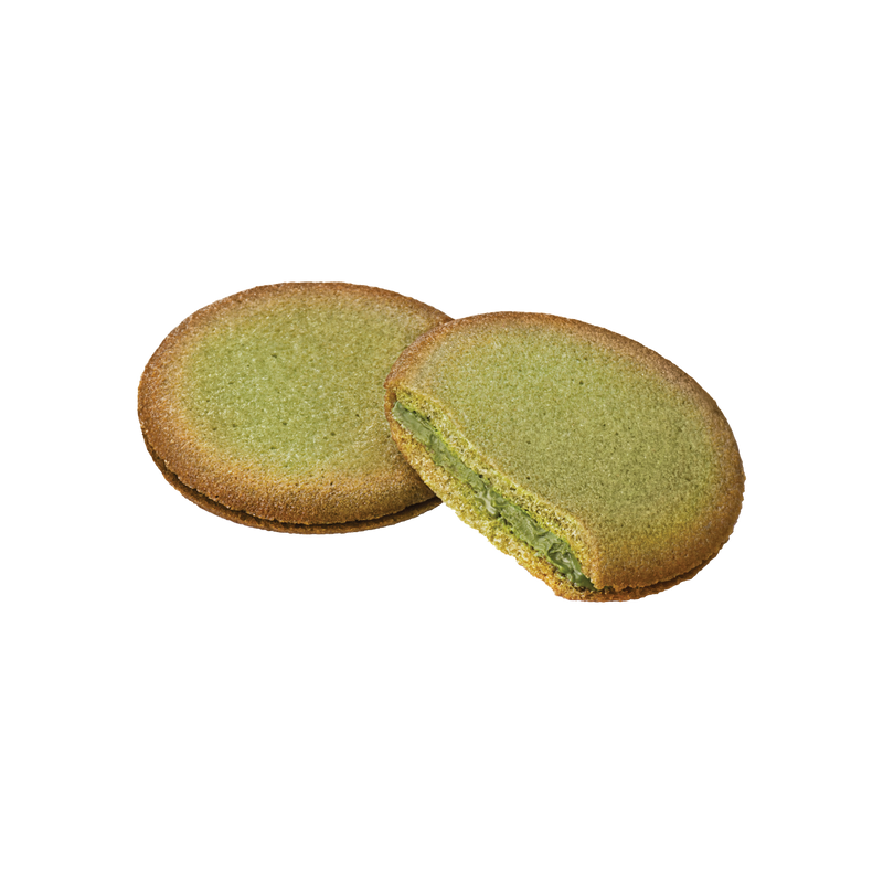 Matcha Cookies Gift Box, 5 Pieces