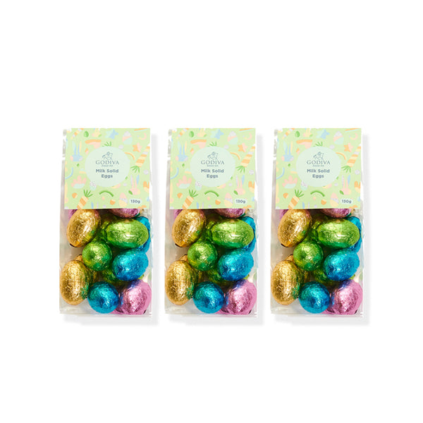 Milk Chocolate Eggs Easter Bundle