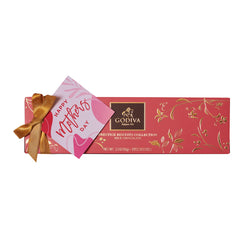 Mother's Day Dark Chocolate Biscuits, 12 Pieces | 95g