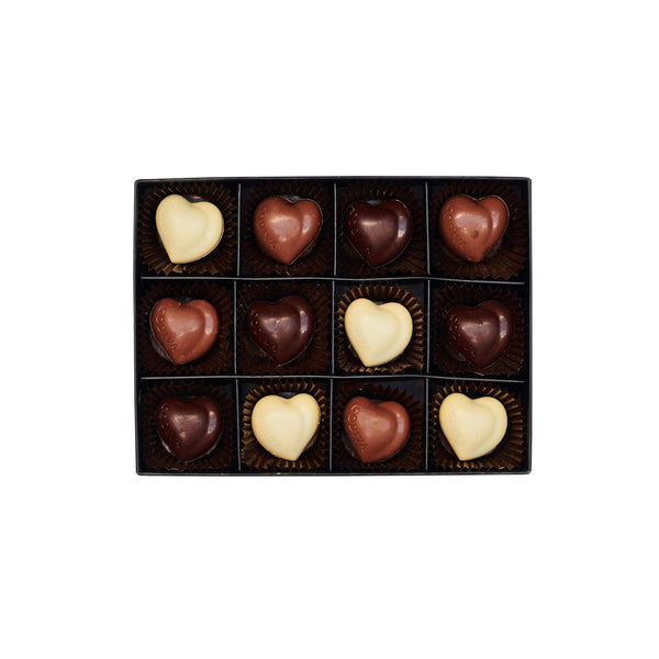 All Hearts Collection Gift Box, 12 pieces | 130g