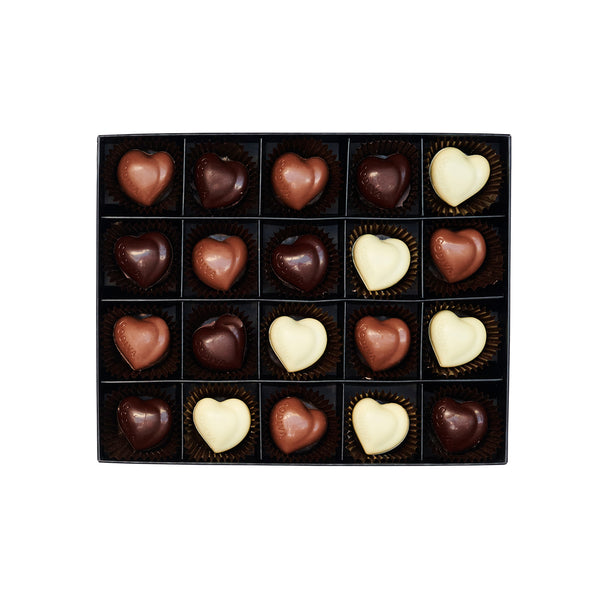 All Hearts Collection Gift Box, 20 pieces | 220g