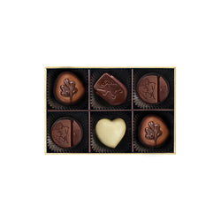 Gold Collection Gift Box, 6 Pieces | 60g