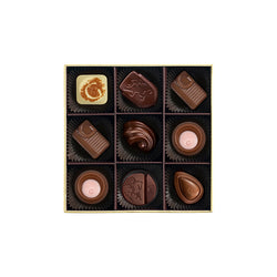 Gold Collection Gift Box, 9 Pieces | 100g