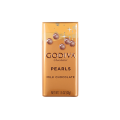 Milk Chocolate Pearls 43g