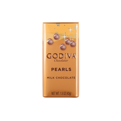 Milk Chocolate Pearls, 43g