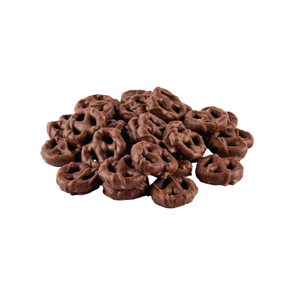 Dark Chocolate Covered Pretzels 71g