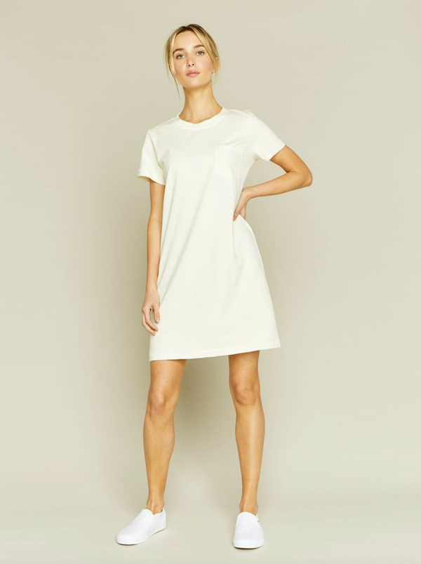 Bone T-Shirt Dress