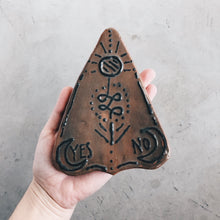 Load image into Gallery viewer, Ceramic Planchette Decorative Dish